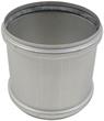 "BLUCHER Stainless Steel 8"" Double Slip Coupling 316L"