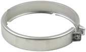 "BLUCHER Stainless Steel 8"" Joint Clamp 316L"