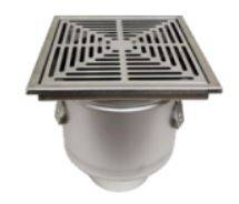 41630 josam 41630 series stainless steel 304 floor for 12 x 12 floor drain grate