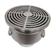 42630 Josam 42630 Series Stainless Steel 12 Quot Floor Drain